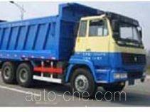 沪光牌HG5256ZLJ型自卸式垃圾车