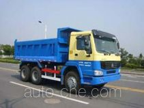 沪光牌HG5257ZLJ型自卸式垃圾车