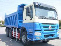 沪光牌HG5258ZLJ型自卸式垃圾车