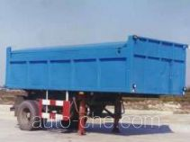 Huguang HG9142ZLJ dump garbage trailer