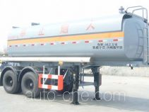 Huguang HG9210GRY flammable liquid tank trailer