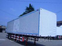 Huguang HG9292XYK wing van trailer