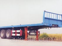Huguang HG9310TJZ container transport trailer