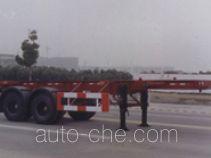 沪光牌HG9311TJZ型集装箱运输半挂车