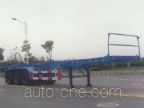 Huguang HG9370TJZ container transport trailer