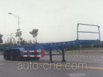 沪光牌HG9370TJZ型集装箱运输半挂车