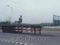 沪光牌HG9381TJZ型集装箱半挂牵引车