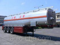 沪光牌HG9404GHY型化工液体运输半挂车