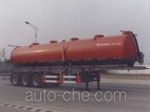 Huguang HG9406GXE fecal suction trailer