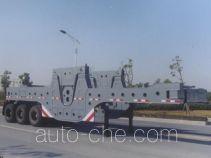 沪光牌HG9407TDL型电缆敷设半挂车