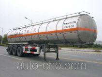 沪光牌HG9408GHY型化工液体运输半挂车