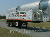 Enric HGJ9200GGQ high pressure gas transport trailer