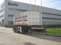 Enric HGJ9251GGQ high pressure gas transport trailer