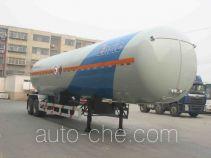 安瑞科(Enric)牌HGJ9300GZQ型永久气体运输半挂车