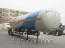 安瑞科牌HGJ9300GZQ型永久气体运输半挂车