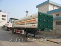 Enric HGJ9341GGQ high pressure gas transport trailer