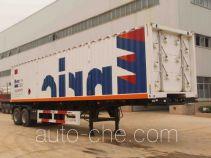 Enric HGJ9350GRQ flammable gas tank trailer