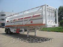 Enric HGJ9359GGQ high pressure gas transport trailer