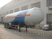 Enric HGJ9401GYQ11 liquefied gas tank trailer
