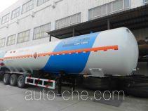Enric HGJ9401GYQ13 liquefied gas tank trailer