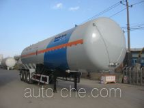 Enric HGJ9401GYQ7 liquefied gas tank trailer