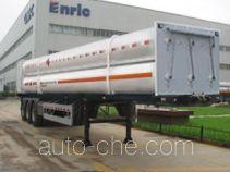 Enric HGJ9402GGY high pressure gas long cylinders transport trailer