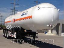 Enric HGJ9402GYQ2 liquefied gas tank trailer