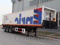 Enric HGJ9405GGY high pressure gas long cylinders transport trailer