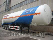 Enric HGJ9406GDY cryogenic liquid tank semi-trailer