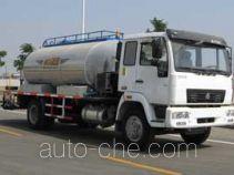 Gaoyuan Shenggong HGY5120GLQ asphalt distributor truck