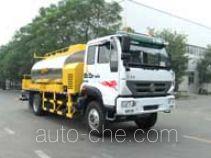 Gaoyuan Shenggong HGY5122GLQ asphalt distributor truck