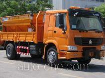 Gaoyuan Shenggong HGY5160TCX snow remover truck