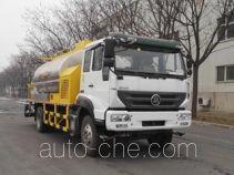 Gaoyuan Shenggong HGY5163GLQ asphalt distributor truck