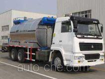 Gaoyuan Shenggong HGY5250GLQ asphalt distributor truck