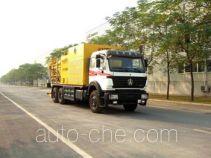 Gaoyuan Shenggong HGY5250TPH drainage pavement recovery truck