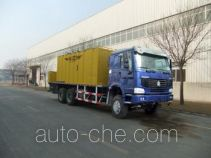 Gaoyuan Shenggong HGY5251TFC slurry seal coating truck
