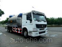 Gaoyuan Shenggong HGY5255GLQ asphalt distributor truck