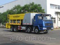 Gaoyuan Shenggong HGY5311TXJ slurry seal coating truck