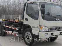Shihuan HHJ5100ZXX detachable body garbage truck