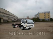 Shihuan HHJ5100ZXX detachable body garbage truck