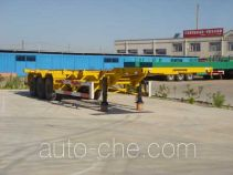 Beifang HHL9400TJZ container transport trailer