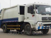 恒润牌HHR5120ZYS4DF型压缩式垃圾车