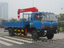 恒合牌HHR5160JSQ3EQ型随车起重运输车
