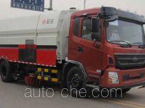 恒润牌HHR5160TXS4HQ型洗扫车