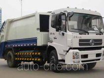 恒润牌HHR5160ZYSNG5EQ型压缩式垃圾车
