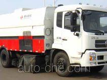 恒润牌HHR5162TSL3DF型扫路车