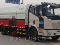 恒润牌HHR5162TXS4JF型洗扫车