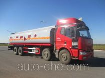 Zhengkang Hongtai HHT5310GRY flammable liquid tank truck