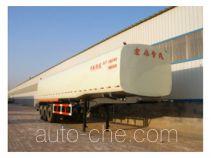 Zhengkang Hongtai HHT9360GYS liquid food transport tank trailer