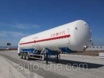Zhengkang Hongtai HHT9390GDY cryogenic liquid tank semi-trailer